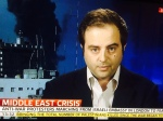 Discussing the rise in anti-Semitism in the wake of the Gaza conflict on Sky News.