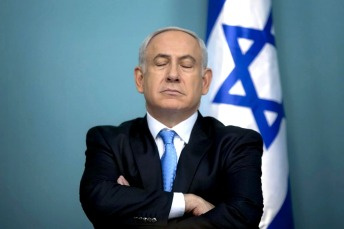 Netanyahu: Hear evil, see evil.