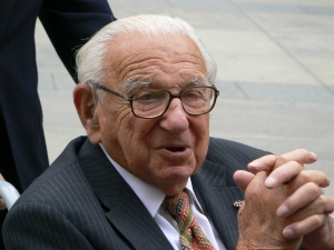 Sir Nicky, who passed away last week at the ripe old age of 106, was the great British hero of mankind's darkest hour.